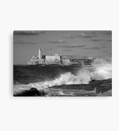 Morro Castle Canvas Print