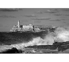 Morro Castle Photographic Print