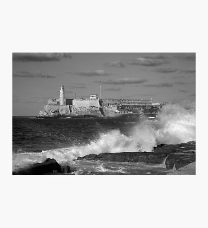 Morro Castle Photographic Print