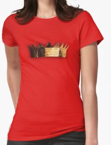 Rihanna ANTI Crown Womens Fitted T-Shirt