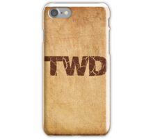 The Walking Dead - TWD iPhone Case/Skin