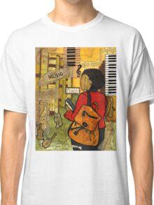 Urban Music Student Classic T-Shirt
