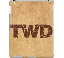 The Walking Dead - TWD iPad Case/Skin