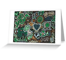 We Love the eARTh!!! Greeting Card