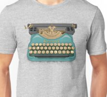Writer's Block Unisex T-Shirt