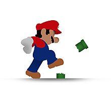 Mario Bros. Photographic Print