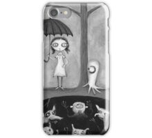 The Monster Tree iPhone Case/Skin