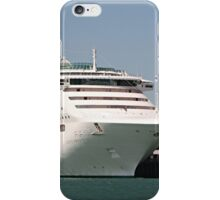 Dawn Princess cruise ship iPhone Case/Skin