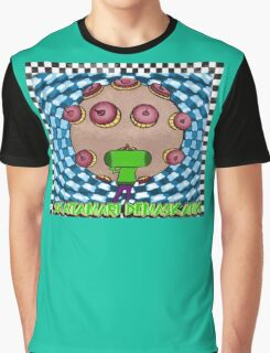 Skatamari Demaskank. (A #RedbubbleArtParty submission) Graphic T-Shirt