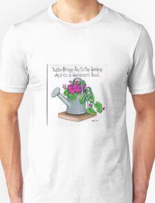 A Gardeners Soul Unisex T-Shirt