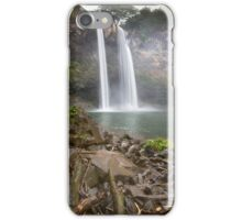 Fantasy Island Falls - Kauai iPhone Case/Skin