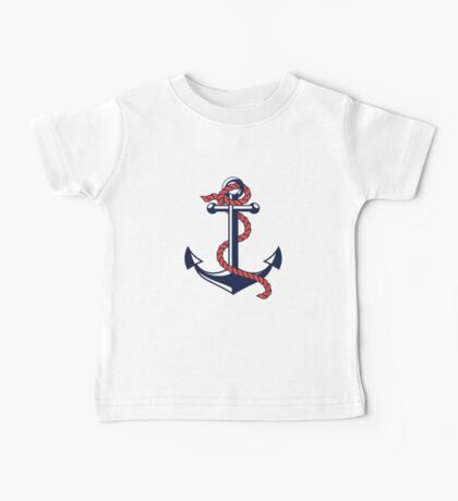 Anchor Baby Tee