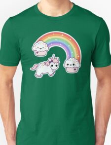 Cute Cupcake Unicorn T-Shirt