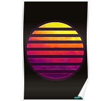 Sunset 2.0 Poster Edition! Poster