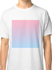 Bubblegum Gradient Classic T-Shirt