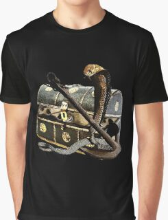Dare To Take Treasures Graphic T-Shirt