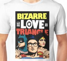 Butcher Billy's Bizarre Love Triangle: The Post-Punk Edition Unisex T-Shirt