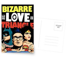 Butcher Billy's Bizarre Love Triangle: The Post-Punk Edition Postcards