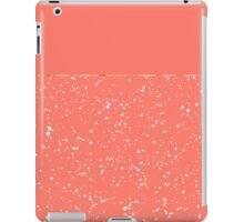 XVI - Peach 1 iPad Case/Skin