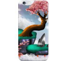 surreal landscape iPhone Case/Skin