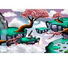 surreal landscape Photographic Print