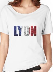 Lyon Women's Relaxed Fit T-Shirt