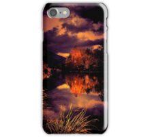 Mirror Of November iPhone Case/Skin
