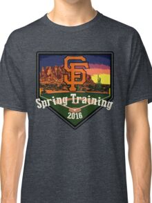 San Francisco Giants Spring Training 2016 Classic T-Shirt