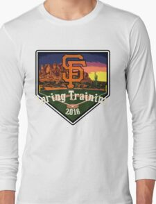 San Francisco Giants Spring Training 2016 Long Sleeve T-Shirt