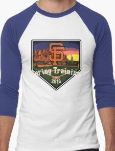 San Francisco Giants Spring Training 2016 Men's Baseball ¾ T-Shirt
