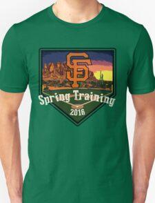 San Francisco Giants Spring Training 2016 Unisex T-Shirt