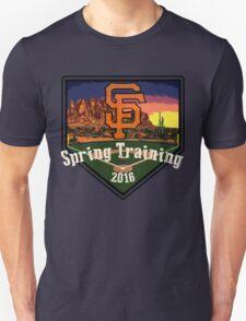 San Francisco Giants Spring Training 2016 T-Shirt