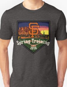 San Francisco Giants Spring Training 2016 T-Shirt