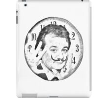 groundhog day  x surrealism iPad Case/Skin