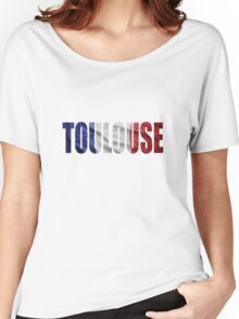Toulouse Women's Relaxed Fit T-Shirt