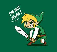 Link - I'm Not Zelda Unisex T-Shirt