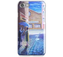 Shadow play. iPhone Case/Skin