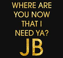 Where Are Ü Now - Justin Bieber Hoodie