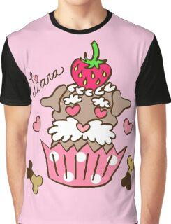 Tiara the Schnauzer ! Graphic T-Shirt