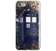 Police Box Tardis ~ Dr. Who iPhone Case/Skin