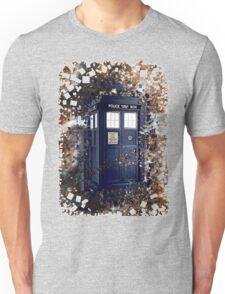 Police Box Tardis ~ Dr. Who Unisex T-Shirt