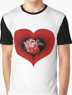 Delicious Valentine Graphic T-Shirt