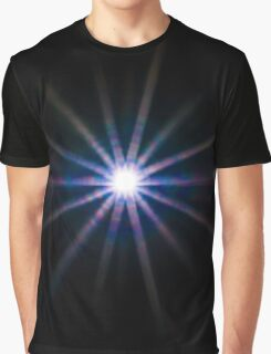 Star Burst  Graphic T-Shirt