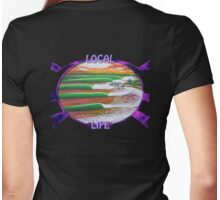 "Local Life 805 ""Point Break"" t-shirt Womens Fitted T-Shirt"