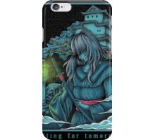 Waiting For Tomorrow! iPhone Case/Skin