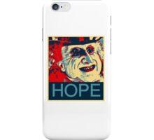 PENGUIN HOPE POSTER BATMAN  iPhone Case/Skin
