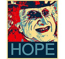 PENGUIN HOPE POSTER BATMAN  Photographic Print