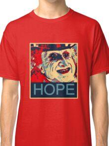 PENGUIN HOPE POSTER BATMAN  Classic T-Shirt