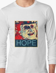 PENGUIN HOPE POSTER BATMAN  Long Sleeve T-Shirt