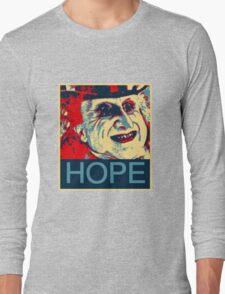PENGUIN HOPE POSTER BATMAN  Long Sleeve T-Shirt